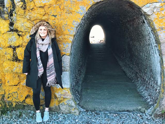 Newport Cliff Walk - Kelsey Social