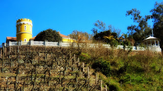 Parte Externa do Castelo de Henrique Laje
