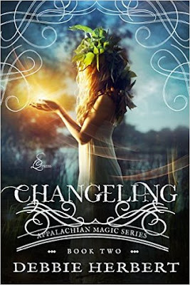 Changeling: An Appalachian Magic Novel by Debbie Herbert