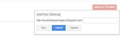How to Submit Sitemap For Blogspot Websites