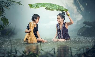 Manfaat Air Hujan Bagi Kesehatan Tubuh