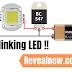 Simple LED Blinking Circuit