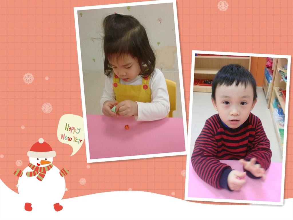 汐止WeCare 維格爾托嬰中心 暨 維格爾幼兒園--0~6歲嬰幼兒: 成長二班~遊戲區-紙球遊戲