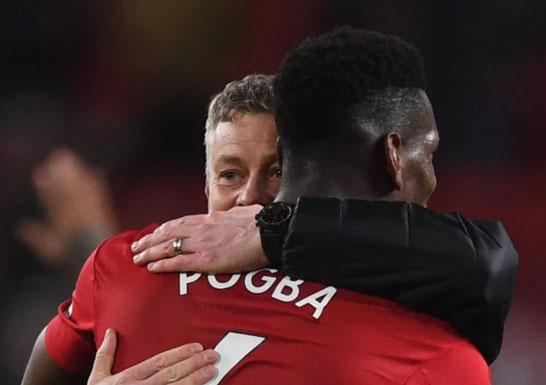 Đá như lên đồng, Pogba nói mỉa Mourinho