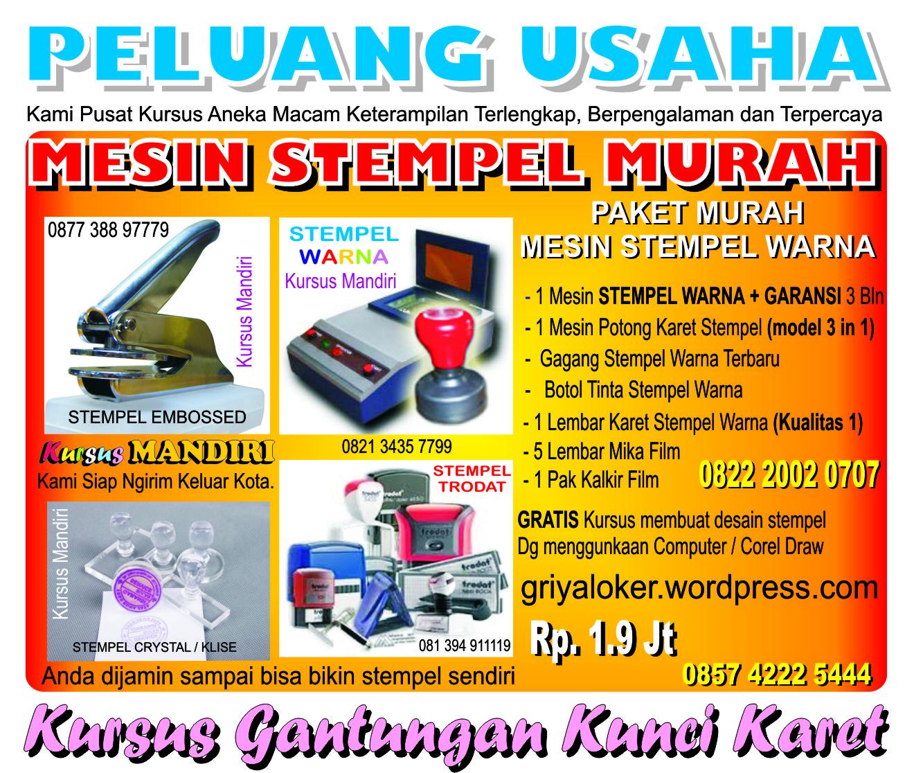 Toko Baja Ringan Kudus Percetakan, Sablon, Sparasi, Digital Printing, Dll: Http ...