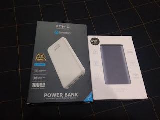 15 Membandingkan Powerbank Acmic C10 Pro Dengan Xiaomi Mi Powerbank 2 10000 mAh