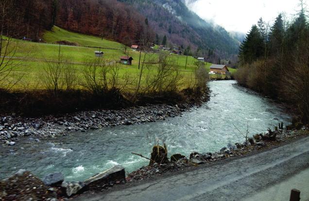 Renaturalização de cursos d'água