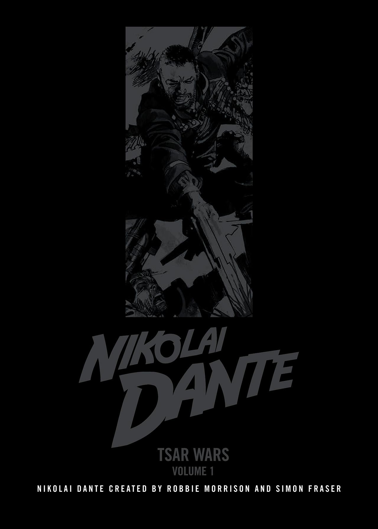Read online Nikolai Dante comic -  Issue # TPB 4 - 2