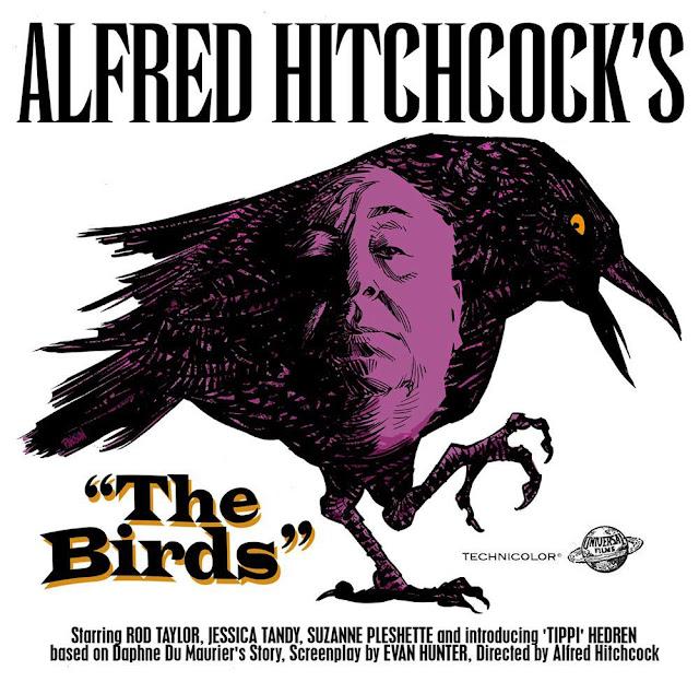 The Birds (1963) MOVIE