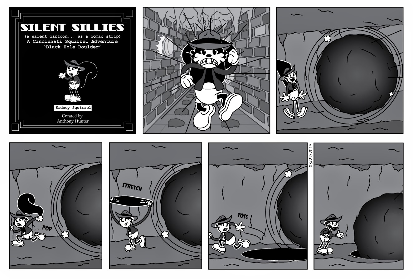 Silent Sillies: Black Hole Boulder