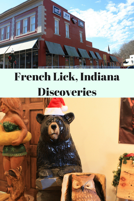 French Lick, Indiana Discoveries Restaurants, Stores and More