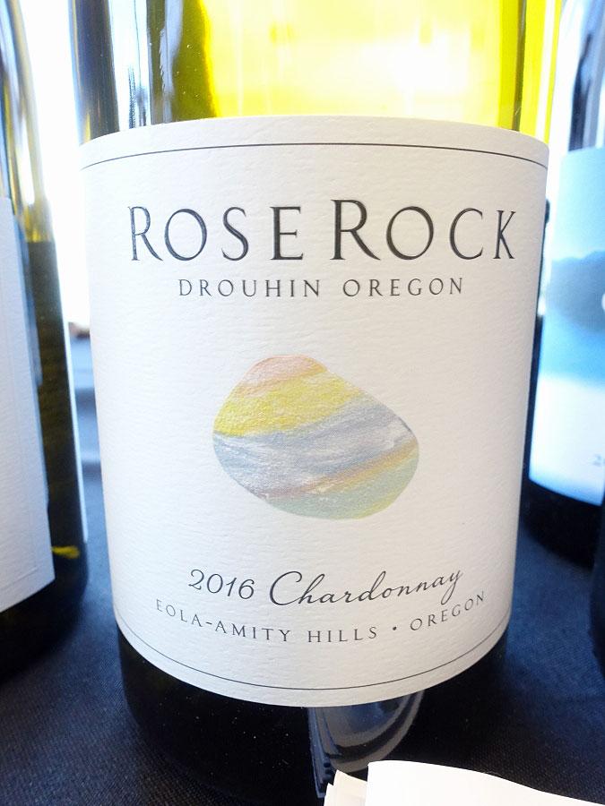 Roserock Chardonnay 2016 (92+ pts)