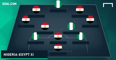 HVAE YOUR SAY! SEE THE BEST NIGERIA-EGYPT XI EVER, EGYPT DOMINATE... CHECK OUT THE EGYPTIAN AND NIGERIANS THAT MADE THE CUT