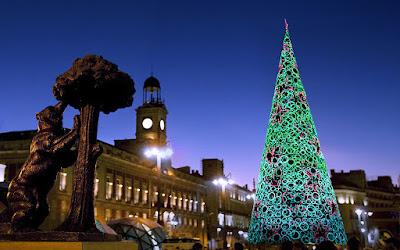 Navidades en Madrid, vuelos y viajes