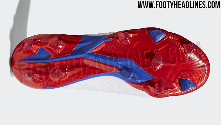 super popular 3deb3 fc148 Adidas x Gosha Predator 18+ World Cup Boots Revealed - Footy ...