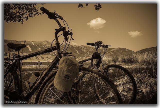 Una bella bici che va...