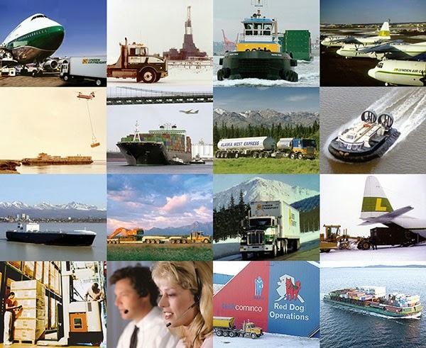 Dịch vụ logistics Lynden Hoa Kỳ