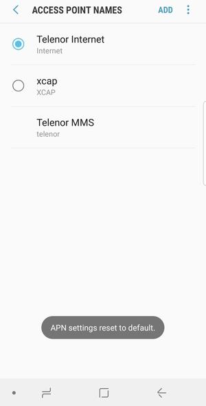 Cara Setting/Pengaturan Samsung Galaxy A6+ 10
