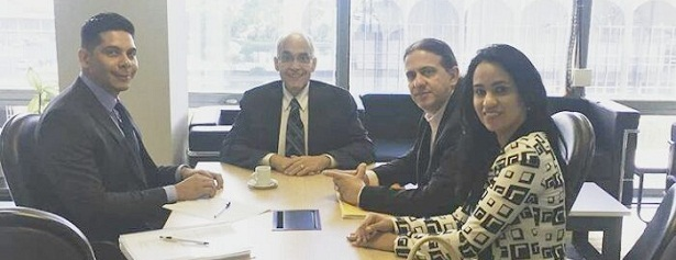 AÇÃO: Fábio Gentil e Paulo Marinho Júnior vão a Brasília em busca de melhorias para Caxias