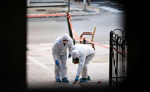 Έκρηξη έξω από τον Ιερό Ναό Αγίου Διονυσίου στο Κολωνάκι - Δύο τραυματίες