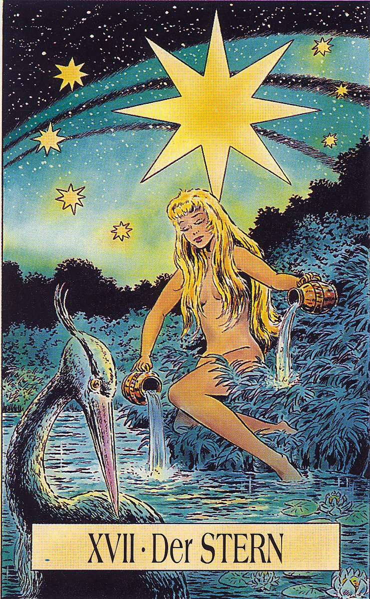 Use Tarot To Plan Your Business Tarot Reading Case Study: 1000+ Images About XVII. The Star On Pinterest
