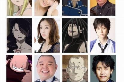 Pemeran Film Fullmetal Alchemist Live-Action