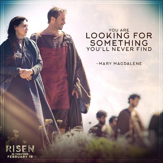 RISEN: Investigaţia Romană Despre Misterul Învierii Lui Iisus