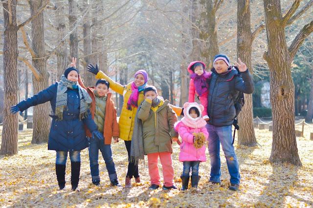 Melancong ke Seoul, Korea - Hari 2