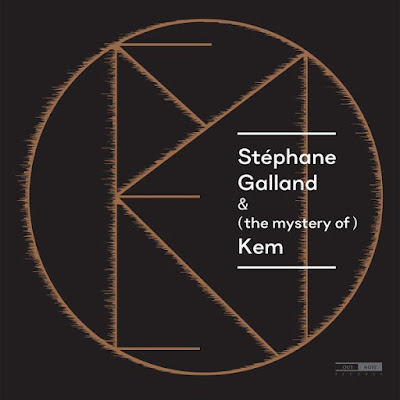 Stéphane Galland & (the mystery of) Kem sur LACN cover