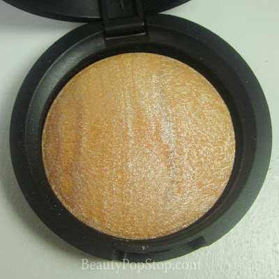 QVC Laura Geller Baked Stackable Macaroons Baked Brulee Highlighter in Dulce De Leche Review