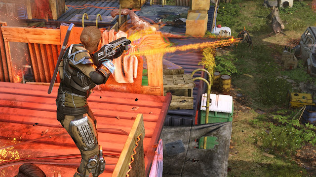 Screenshot from XCOM 2