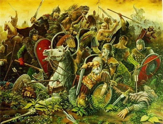 Війни минулого: темні ідеології проти слов'янського світогляду