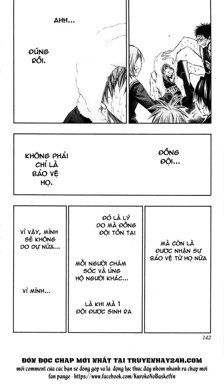 Kuroko No Basket chap 160 trang 13