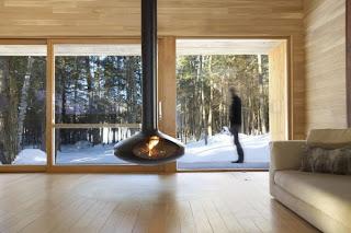 Casa de campo de diseño