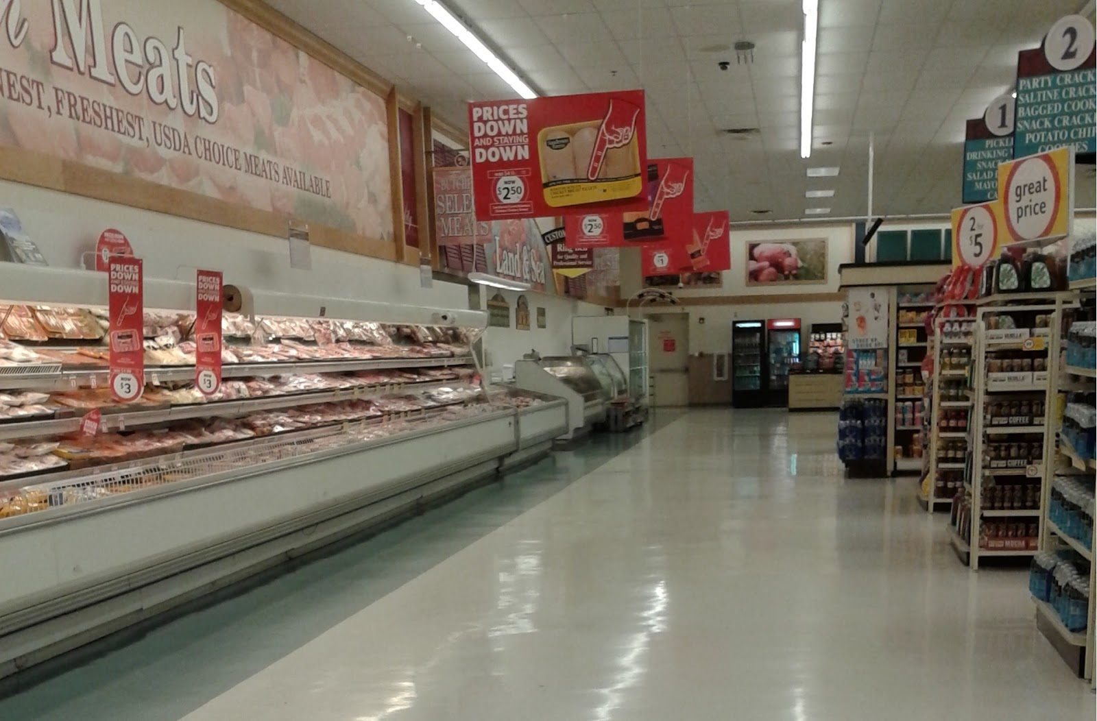 albertsons florida blog the rarest winn dixie interior and a final look at the back of the store before spending the rest of this post up front