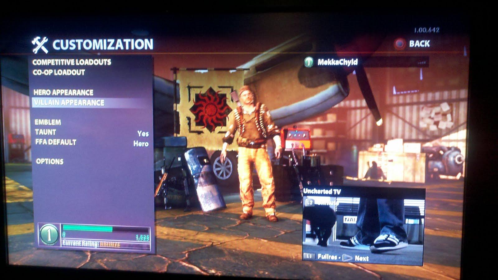 Uncharted 3 Beta Multiplayer Gameplay Video | WeLoveGamez