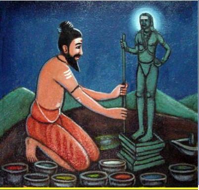 Sri Bhoganathar - The Great Alchemist | Welcome To Vikram's Blog