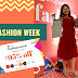 Shopee Fashion Week Offers Up To 95% Off