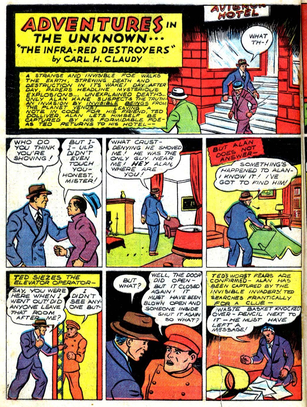 Read online All-American Comics (1939) comic -  Issue #15 - 35