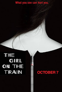 The Girl on The Train - Poster & Trailer