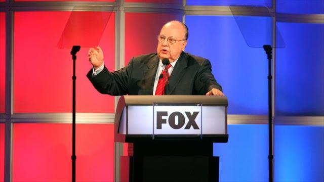 Anunciantes dejan Fox News tras informe de pagos por acoso sexual