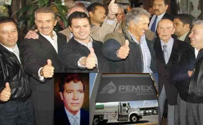 Empresas, pemex, gasolinas