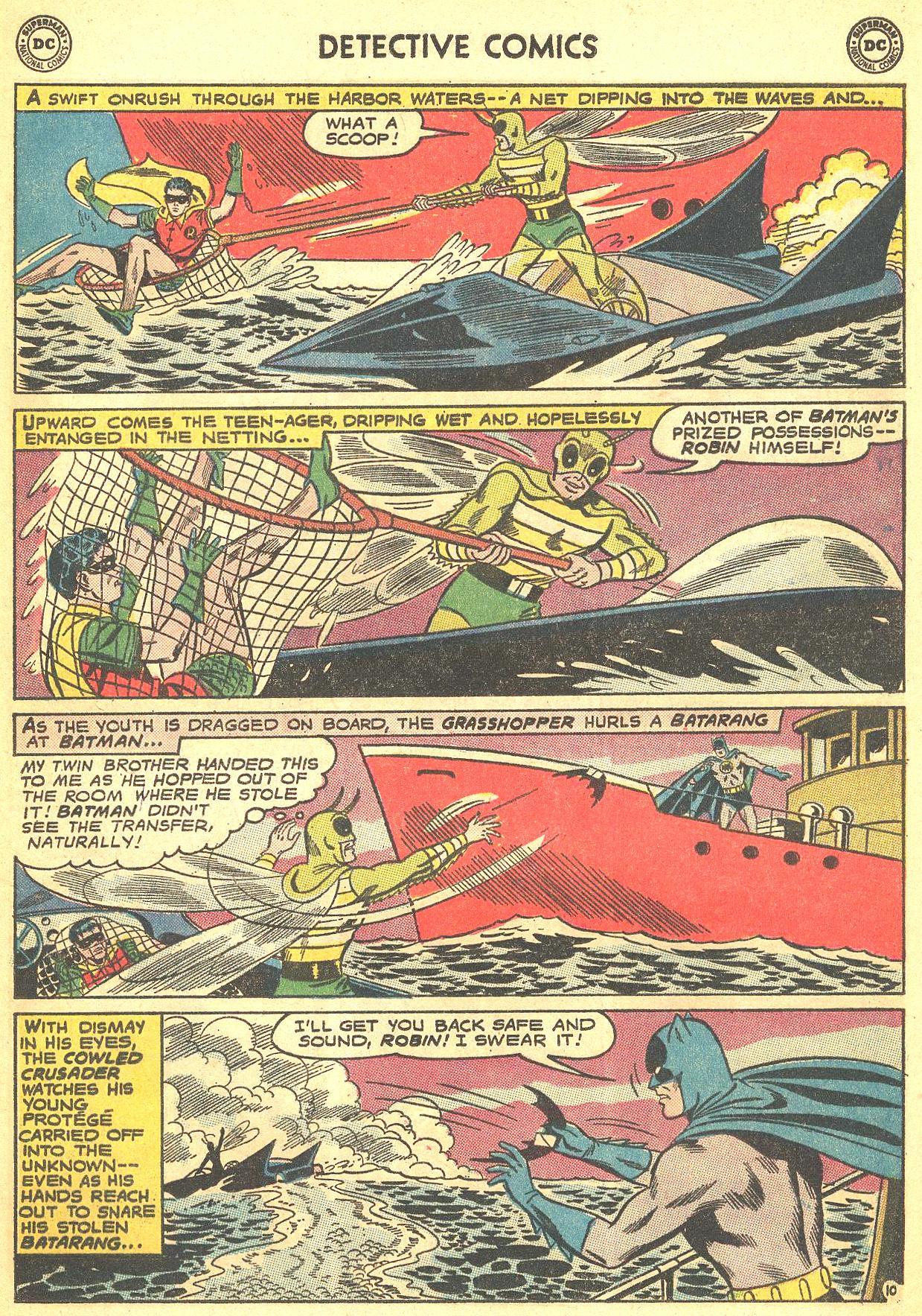 Detective Comics (1937) 334 Page 12