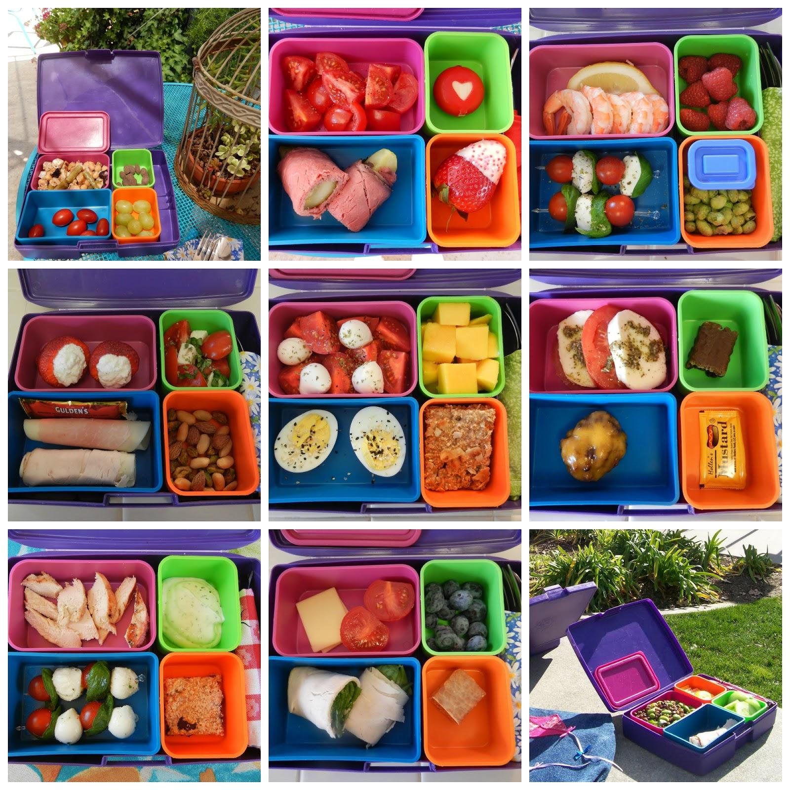 theworldaccordingtoeggface: Bento Box Lunches