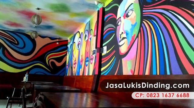 Mural Art Jakarta