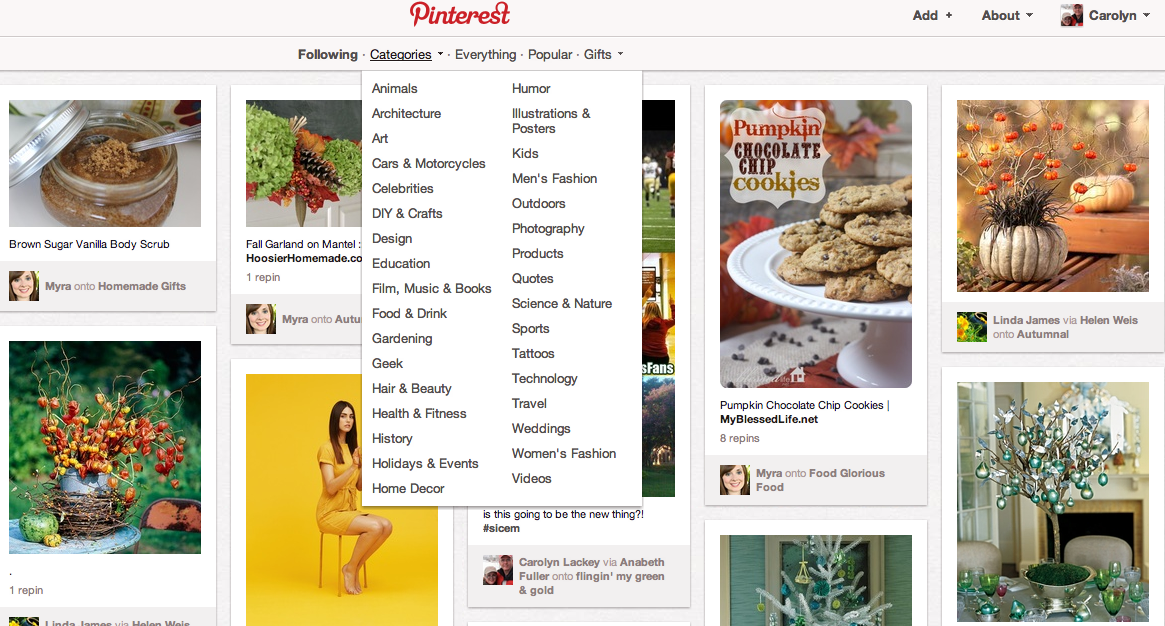 Pinterest Hilarious: Finding The Funny: Clever-Funny-Witty Pinterest Board Names