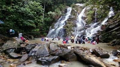 Hutan Lipur Gunung Pulai Tempat menarik di johor