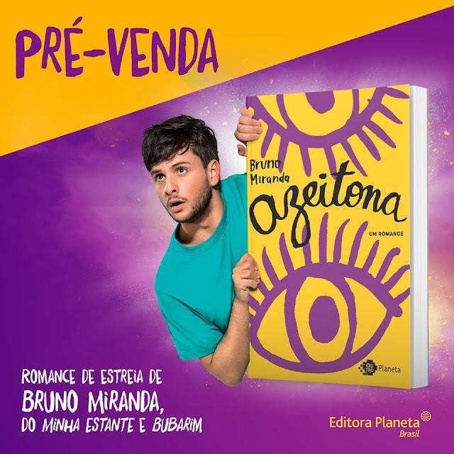 [Lançamento] Azeitona | Bruno Miranda