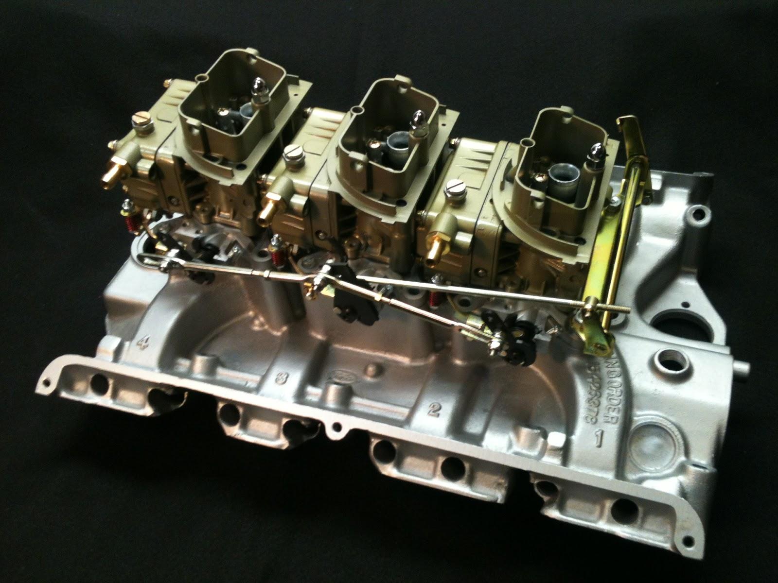 Tmp Carbs Racing Automobile Holley Carburetors Mostly