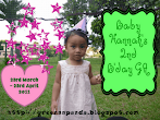 @23 April : Baby Hannah's 2nd B'day GA